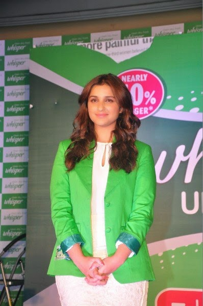 Parineeti Chopra at Whisper event