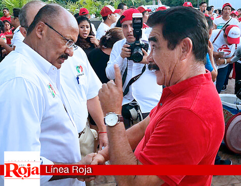 Hay que reconstruir el PRI: Rodolfo Romero, aspirante a la presidencia del tricolor en Quintana Roo