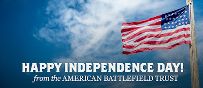 Happy 4th from the American Battlefield Trust!