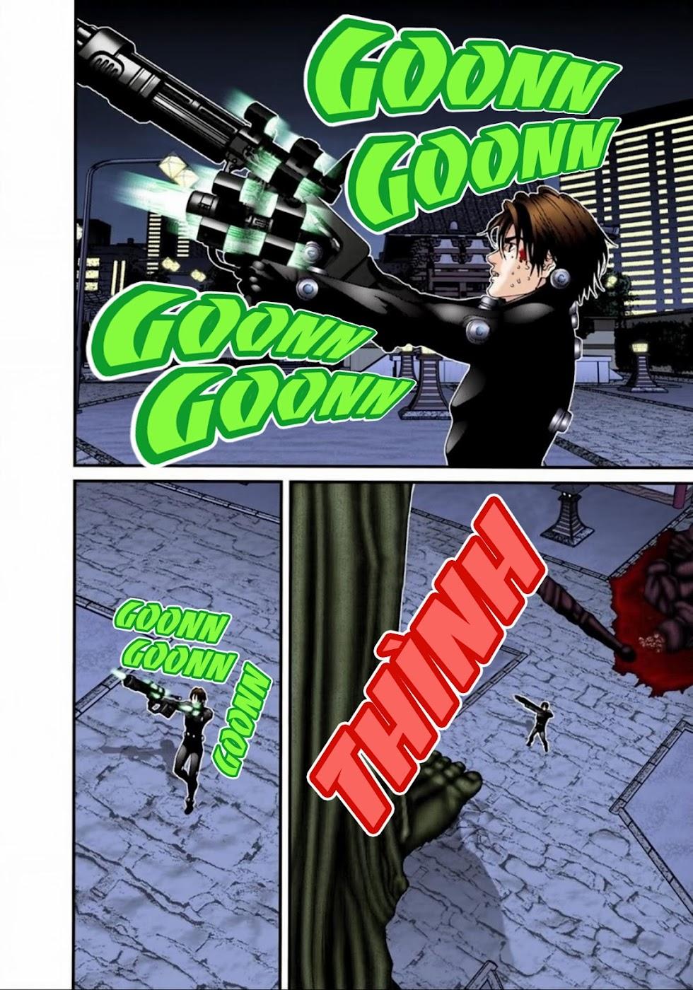 Gantz Chap 71: Tượng phật khổng lồ trang 18