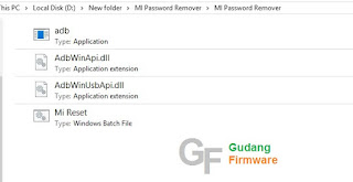 Cara Atasi Xiaomi Lupa Pola Via Mi Password Remover