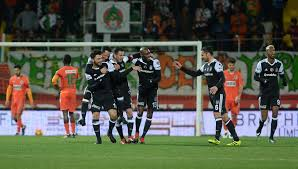 Turkey Super League : Watch Alanyaspor vs Besiktas live Stream Today 07/12/2018 online