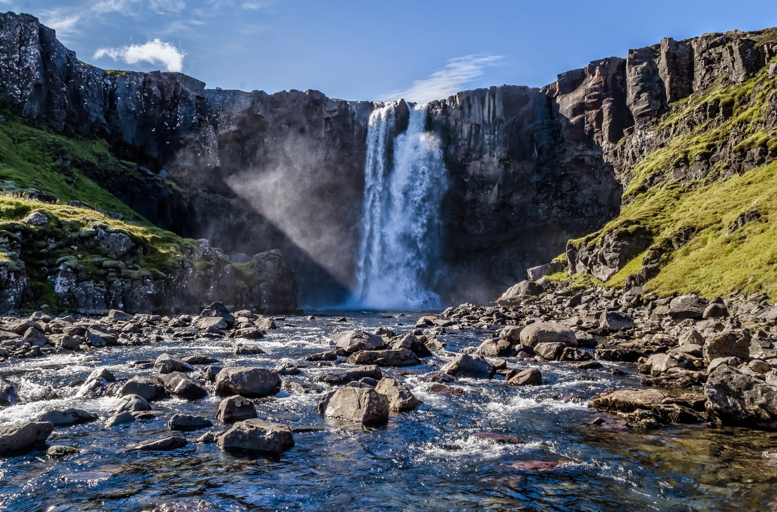 Islande Roadtrip Gufufoss