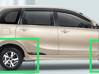Harga Dan Fisik : Velg Daihatsu Great Xenia Sporty
