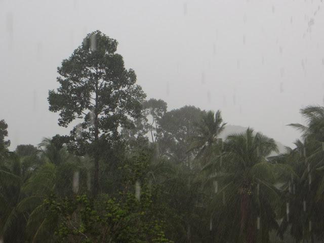 Дождь Таиланд