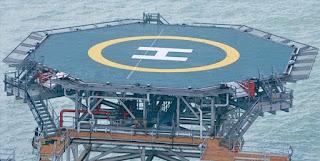 offshore dan pekerja pelantar minyak