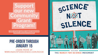 Book cover for Science not Silence