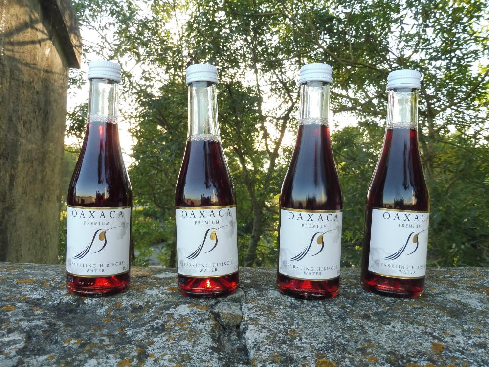 Oaxaca premium, toutes les saveurs de l'hibiscus dans des bulles ! Par Lili LaRochelle à Bordeaux