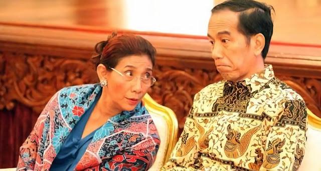 PKB Sebut Menteri Susi Bikin Nelayan Ogah Dukung Jokowi, Dibikin Move On Pakai Cara Ini