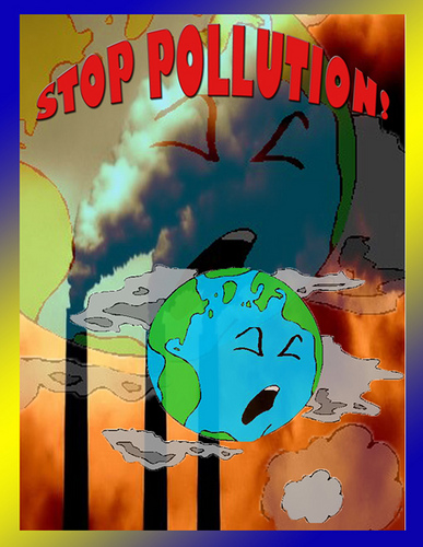 Pollution Information: Stop pollution