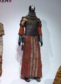 Avga Rosene costume Star Wars Force Awakens