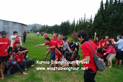 outbound dieng wonosobo