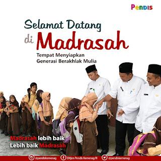 Pendidikan Islam Madrasah