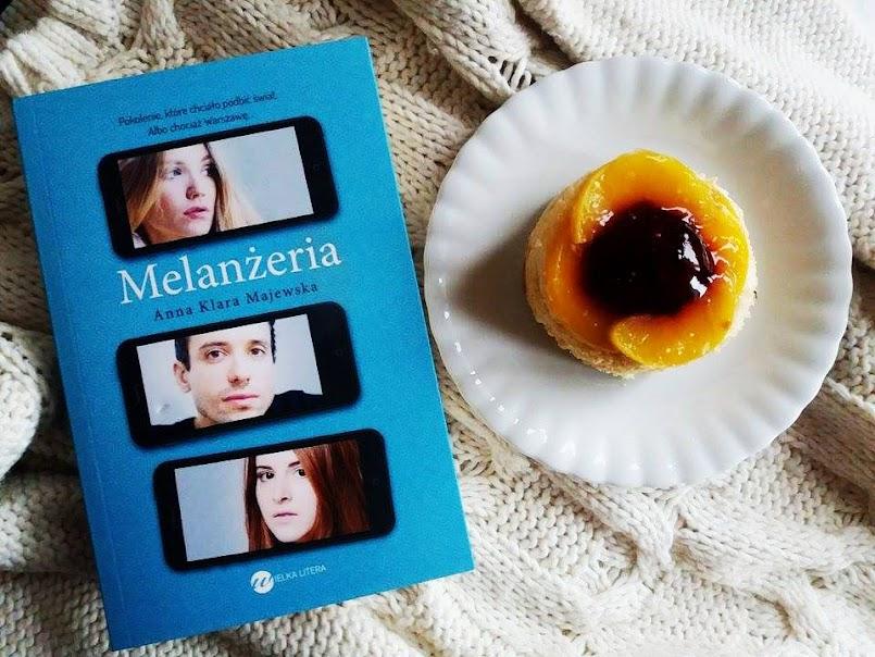 Melanżeria - Anna Klara Majewska