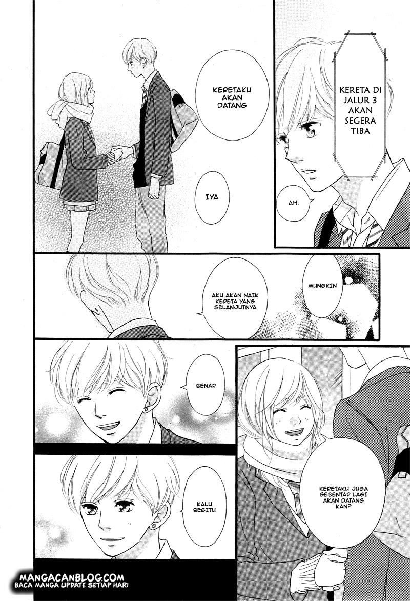 Ao Haru Ride Chapter 35-27