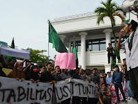 Ketua Umum HMI Cabang Padang : Tidak Benar ada politisasi gerakan HMI