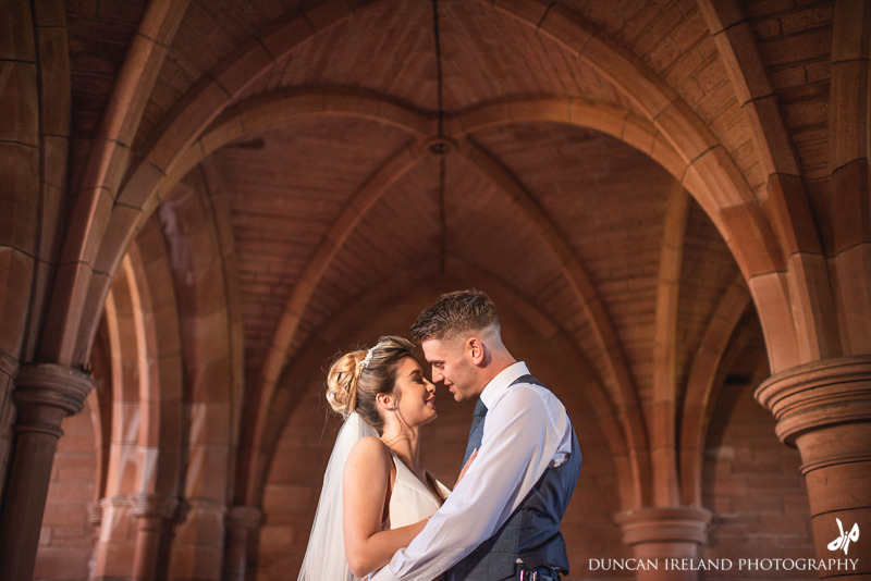 Dumfries Crichton Wedding Photography Dumfries Crichton Crypt