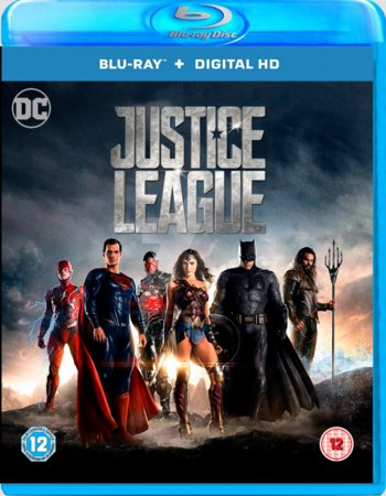 Justice League 2017 Dual Audio Hindi BluRay