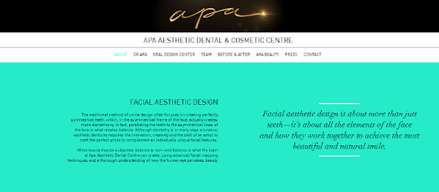 reputable aesthetic and cosmetic dental clinic in Dubai