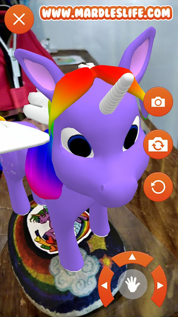 animated augmented reality stickers