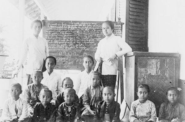 Setelah menikah pada tanggal 12 November 1903, Kartini, oleh sang suami diberi kebebasan dan didukung mendirikan sekolah wanita | pedomankarya.co.id