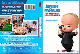The Boss Baby: Back in Business - Jefe en Pañales: De Vuelta