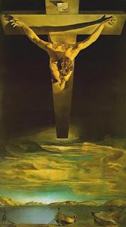 Христос Святого Иоанна Креста