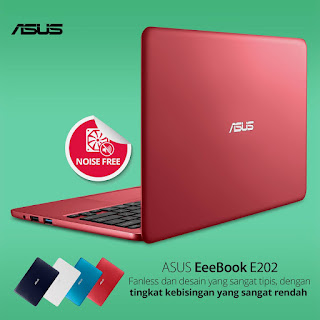 Fanless Design Asus E202 - Blog Mas Hendra