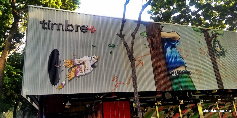 Timbre+: Singapore's First Container & Caravan Food Court