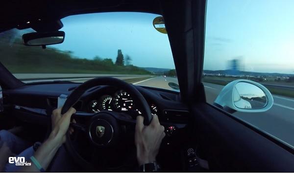 Porsche 911 R Autobahn