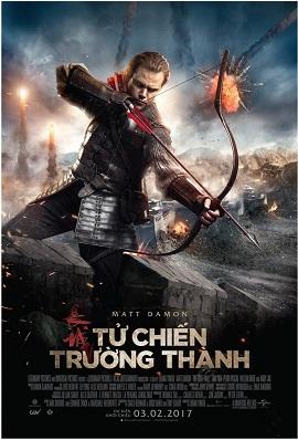 Tử Chiến Trường Thành - The Great Wall
