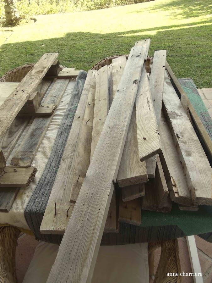 www.annecharriere.com, palets, reciclaje, cabeceros, DIY,