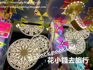海港城聖誕燈飾2017