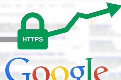 Keunggulan HTTPS dibanding HTTP dalam SEO