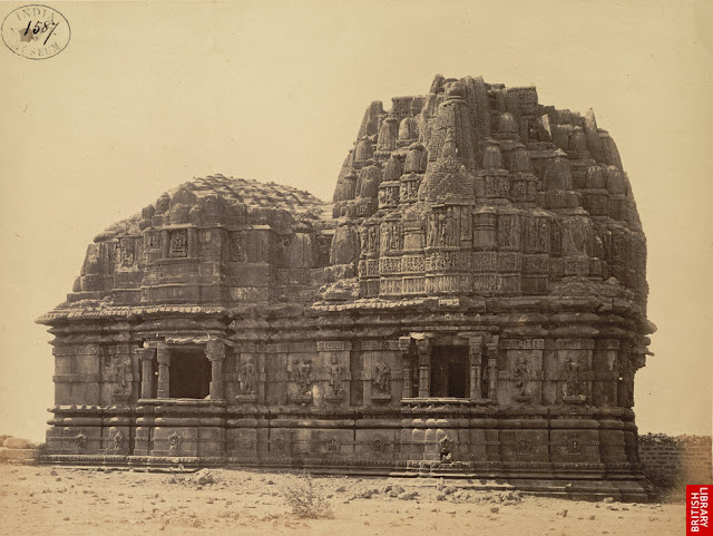 Destruction of Somnath Temple - Ruins