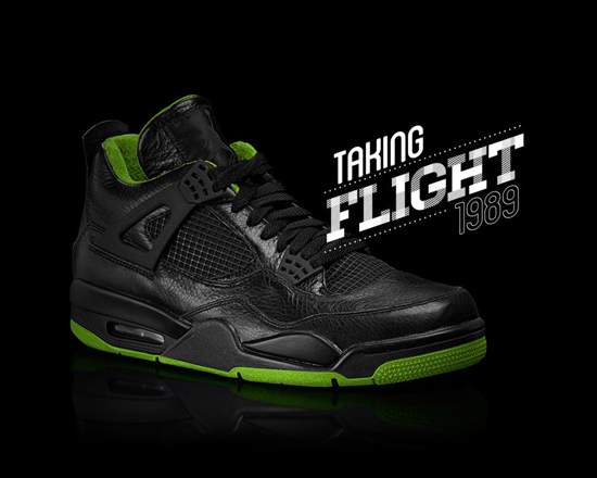 timeless design 71831 d50f1 As we continue on with the XX8 Days of Flight, today we take a look at the Air  Jordan IV.