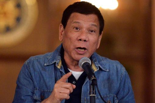Duterte acusa a EE.UU. de amenazar seguridad de Filipinas
