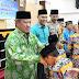 Wakil Wali Kota Metro Lepas 32 Peserta Kafilah MTQ ke-46 Tingkat Provinsi