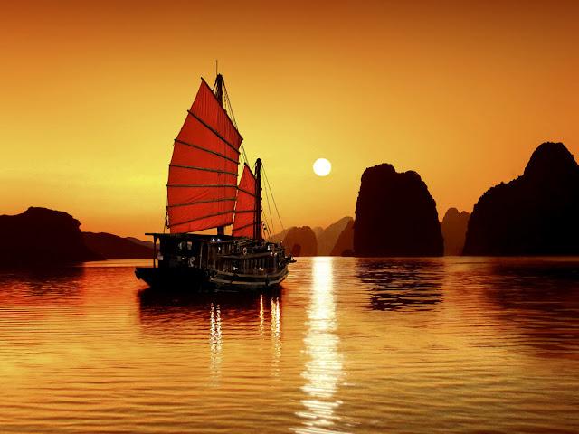 Hạ Long-những địa điểm nên đi du lịch ở việt nam