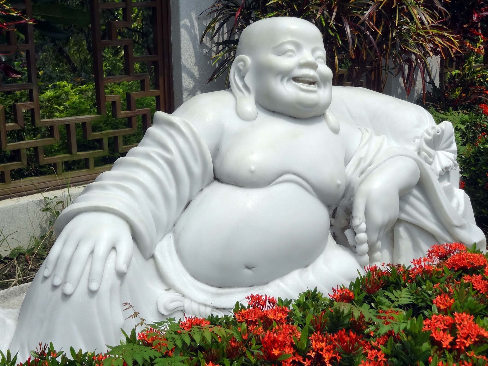 First Impression of Feng Shui in China