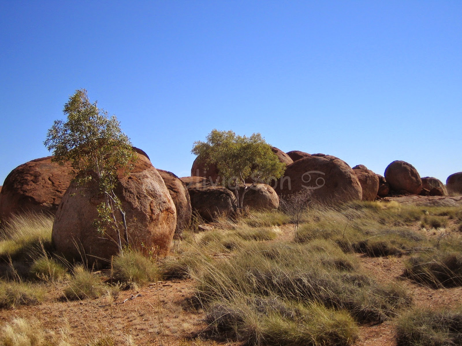 Devil's Marbles, Northern Territory, Australie