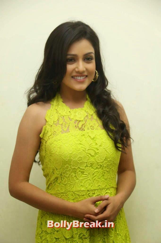 Actress Mishti Chakraborty Photoshoot Stills, Mishti Chakraborty hot Hd Images in Green Dress