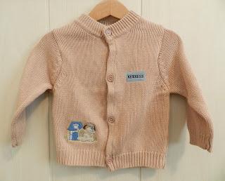 Chaqueta niño, chaqueta 12 meses, chaqueta niño segunda mano, ropa de segunda mano, donde duerme el arcoiris