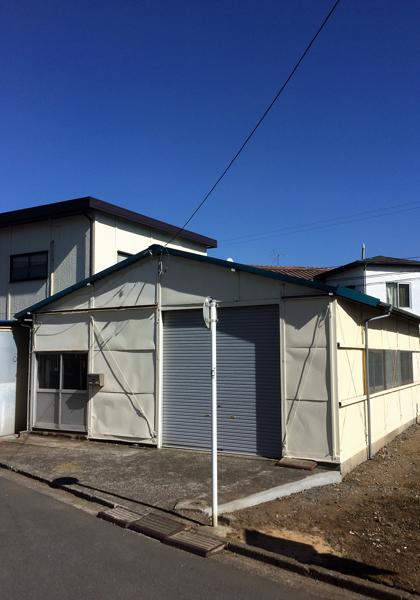 武蔵村山市の家具工房