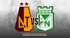 Dimayor adelantó partido entre DEPORTES TOLIMA y Nacional, por la fecha 13 de la Liga Águila 1 2019