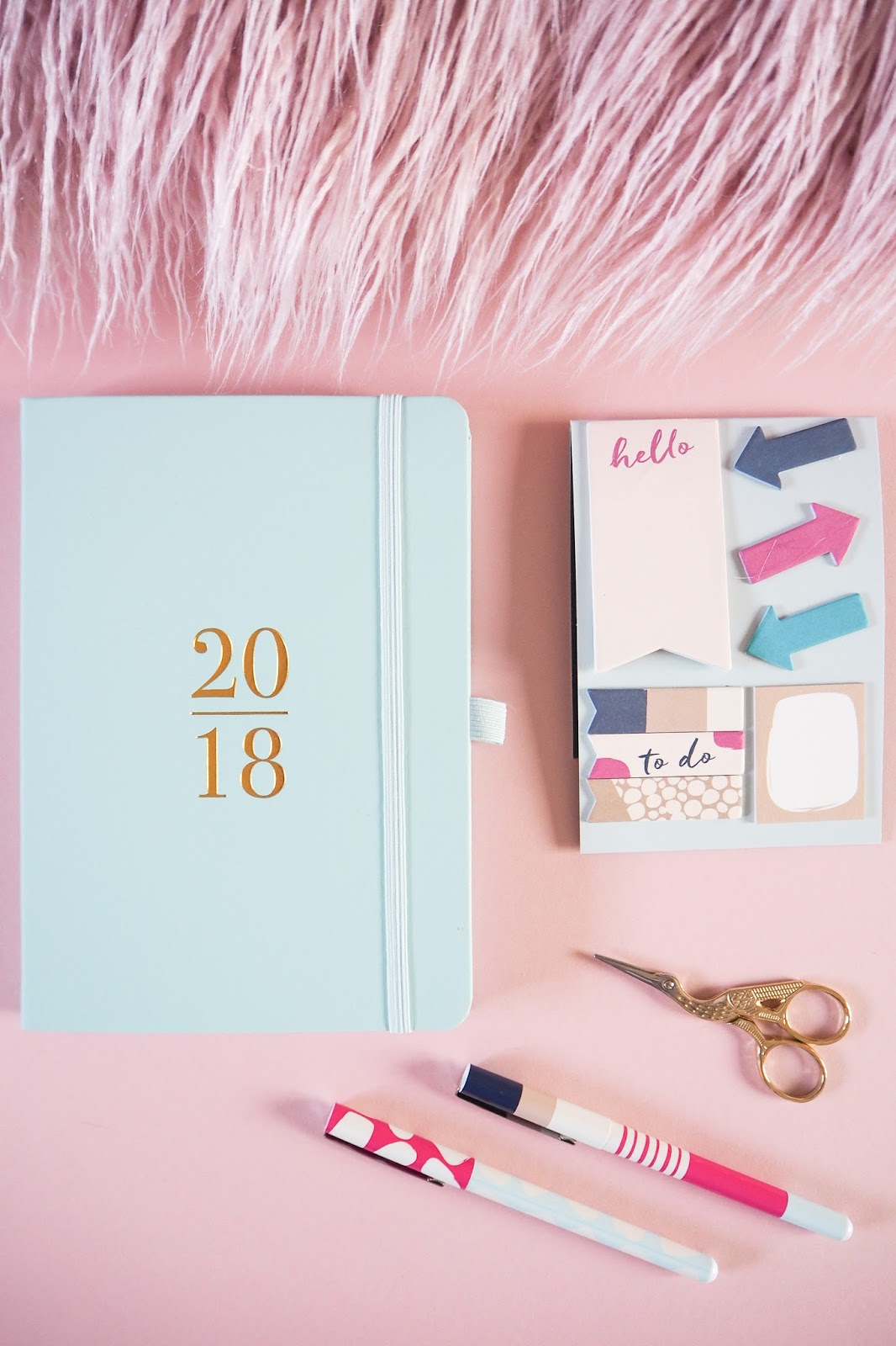 Busy B 2018 Perfect Planner Review