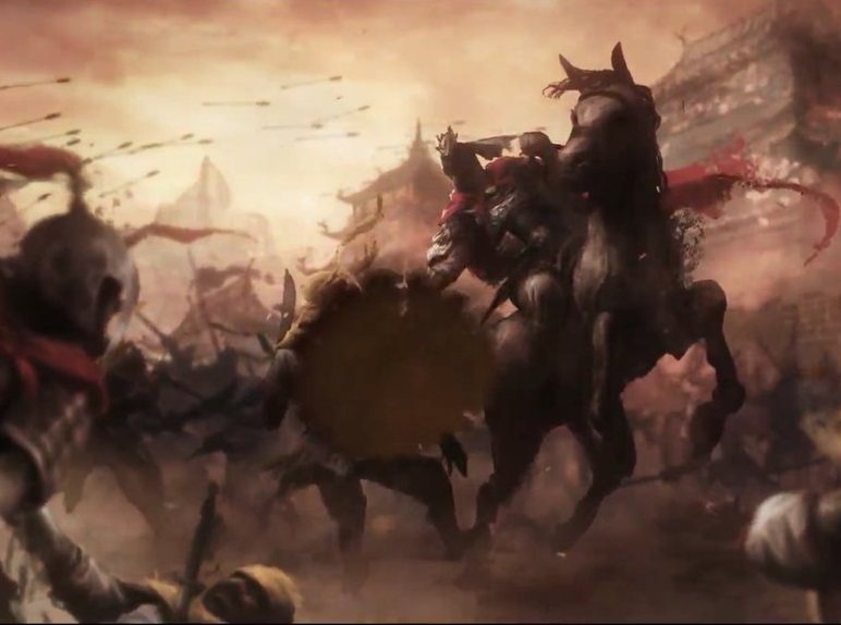 Against all odds the new Romance of the Three Kingdoms