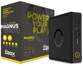 ZOTAC ZBOX MAGNUS EN1070 Gaming Mini PC