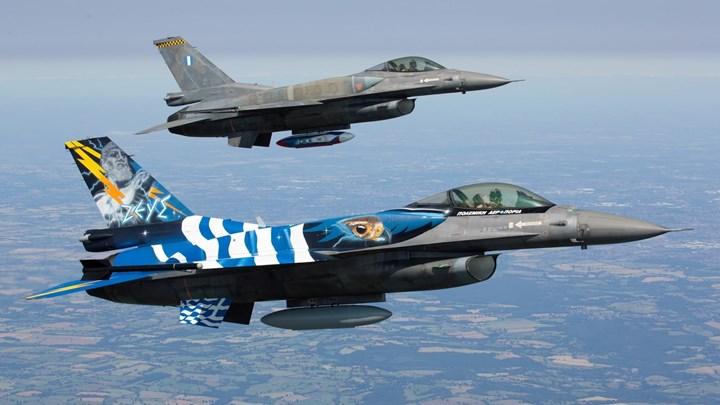 Εμπλοκή με τα F-16 που σηκώθηκαν από την 110ΠΜ της Λάρισας για να συνοδέψουν το αεροπλάνο του Ερντογάν
