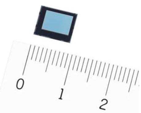 Image Sensors World: Sony Releases BSI ToF Sensor